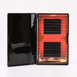 $enCountryForm.capitalKeyWord UK - 100% Real Mink Individual Eyelash Extension Softest 12 Lines Length 8mm-14mm J B C D curl Free Shipping