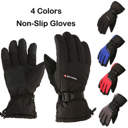 Accessories Delicious Kids Winter Warm Gloves Windproof For Children Boys Girls Ski Cycling Climbing Outdoor Gloves Waterproof Anti-slip Gloves