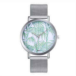 $enCountryForm.capitalKeyWord UK - Zhou Lianfa's New Botanical Watch Temperament Creative Ladies Watch Metal Strap Wristwatch Bracelet women wrist Top Brand