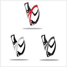 $enCountryForm.capitalKeyWord Australia - Road bike bicycle full carbon fiber bottle cage red white gray three-color mountain bike folding car cup holder water bottle cage