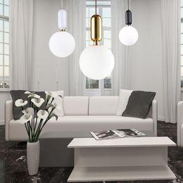 $enCountryForm.capitalKeyWord Australia - Postmodern Dining Hallway Chandelier Corridor Hallway led Lamp Nordic Simple Bar Table Bedside Single Glass Ball Chandelier Lighting