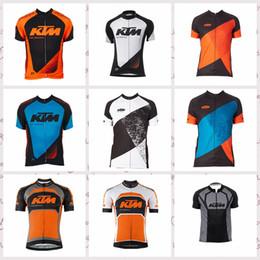 a19d7ccf64 Sports T Shirts Jersey Australia - KTM Summer Pro Team 100% Short Sleeve  Moto Jersey