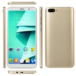 Cheap 3g Touch Screen Phones Australia - Free Shipping Cheap R11 Smartphone MTK6580 octa core 3G 512MB Ram 4G Rom Dual Standy Dual Card Mobile Phone