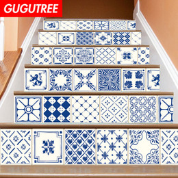 $enCountryForm.capitalKeyWord NZ - Decorate Home 3D floor tile cartoon art wall Stair sticker decoration Decals mural painting Removable Decor Wallpaper G-652