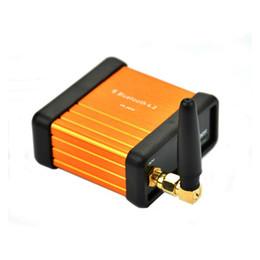 AIYIMA HIFI Bluetooth V4.2 Tablero del amplificador CSR64215 Audio estéreo Bluetooth Receptor Caja Coche Bluetooth modificado para DIY Soporte APTX