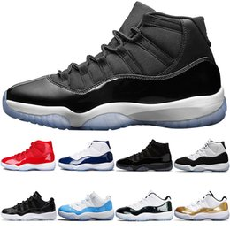 $enCountryForm.capitalKeyWord NZ - Concord 45 Basketball Shoes 11 11s Men Women Cap and Gown UNC Gym Red Gamma Blue Bred Barons Cheap Mens Athletic Sport Sneaker