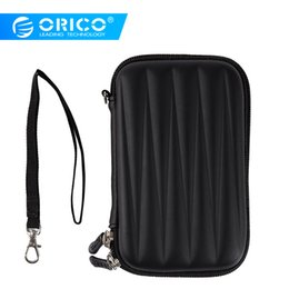 "$enCountryForm.capitalKeyWord Australia - 2.5 ORICO External Hard Case HDD SSD For 2.5\"" External Hard Drive Portable Storage Earphone Pouch Bag For PC Laptop"