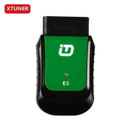 Mitsubishi Obdii Tools NZ - V9.2 XTUNER E3 WINDOWS 10 Wireless OBDII Diagnostic Tool Support Multi-Languages
