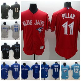 New chat online shopping - new Toronto jerseys Blue Jays Baseball Jersey Kevin Pillar n Alomar Best selling Jersey Carter customized private chat with me