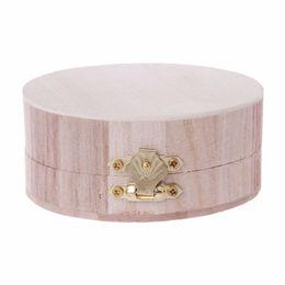 $enCountryForm.capitalKeyWord UK - Wooden Crafts Jewelry Storage Box Wood Mud Base Case Art Decor Kids DIY Toys