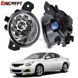 $enCountryForm.capitalKeyWord Australia - Car Styling Front LED Fog Lamps Fog Lights 26150-89905 1 SET (Left + right) For Nissan Sentra 2004-2012 Altima 2010-2014 Maxima Rogue