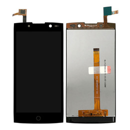 $enCountryForm.capitalKeyWord NZ - Black For Alcatel OneTouch Flash 2 OT-7049 OT-7049D 7049 7049D Full LCD DIsplay + Touch Screen Digitizer Assembly Replacement