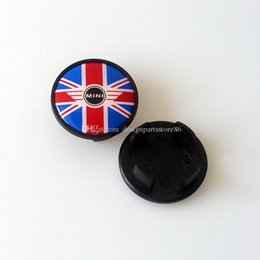 mini cooper wheel center caps Australia - Car Stying Accessories 20pcs Brand New Car Wheel Center Hub Caps for Nearly All The Mini 54mm Car Wheel Covers