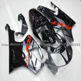 $enCountryForm.capitalKeyWord Australia - 23colors+Screws silver motorcycle hull For Honda VTR1000SP1 2002 2003 2004 2005 2006 RC51 ABS plastic motor Fairing kit