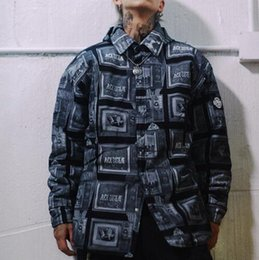 9b965088050e Down Jacket Men Retro Printed Hooded Detachable Thick Winter Jacket Men  Parkas Fashion Casual Windproof Coat Mens