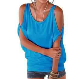 76ea53a4e2fd39 Sexy Blouse Women Summer Cold Shoulder Tops Casual Half Sleeve Hollow Out  Shirt Loose Beach Tunic Blouses Shirts Blusa Feminina