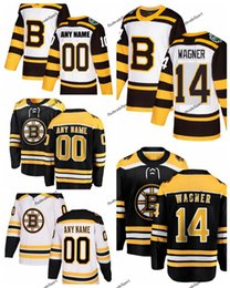 654da73b2 2019 Winter Classic Boston Bruins Chris Wagner Hockey Jerseys Cheap Mens 14  Chris Wagner Black Stitched Shirts Custom Name Custom Number