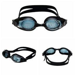 10cfaa87031 Myopia Swimming Goggles Australia - Swim Goggles Silicone Anti-fog UV  Protection Adult Myopia Swimming