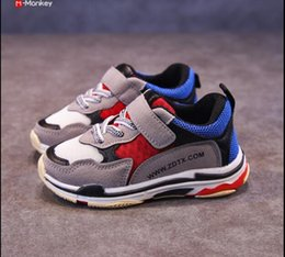 $enCountryForm.capitalKeyWord NZ - Children hollow mesh breathable spring and summer new boys and girls sports shoes wholesale and retail 423-16