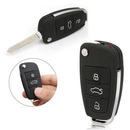 $enCountryForm.capitalKeyWord Australia - Portable Car Keychain Camera 1080P HD Video Recorder Night Vision Camcorder Mini Car Keychain Camera Motion Detection Security DVR