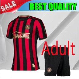 7 MARTINEZ Adult kit 19 20 MLS Atlanta United FC men jersey ALMIRON home soccer  jerseys 2019 2020 VILLALBA Atlanta BARCO football shirts d06dfb9ce
