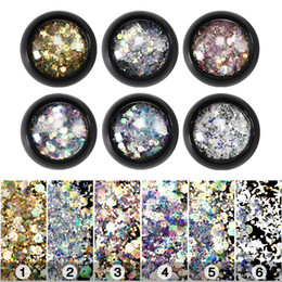 $enCountryForm.capitalKeyWord NZ - 1 Box Nail Beads Hollow Nail Art Decorations Metal Manicure DIY Tips Art accessories brushes spark common rail parts#9