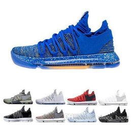 1a11e8e2aaa6 Man Store Shoes UK - Hot Kd 10 Finals Mvp Basketball Shoes Store With Box  Kevin