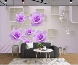 Beautiful peonies painting online shopping - WDBH d wallpaper custom photo Beautiful rose peony flower background painting living room home decor d wall murals wallpaper for walls d