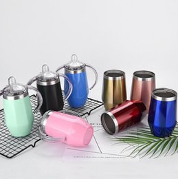 Cars bottle online shopping - Baby Bottles Diamond Shaped Sippy Cups Stainless Steel Vacuum Insulated Milk Bottles Newborn Feeding Bottle Car Cups Colors CCA11761