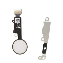 Assembly brAckets online shopping - Home Button with Flex Cable for iPhone plus Home button Flex metal bracket Assembly