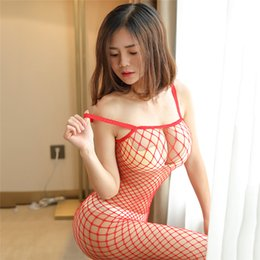 Best Bras underwear online shopping - Best selling sexy underwear Multicolor Siamese super sexy perspective stockings Sling Open erotic lingerie