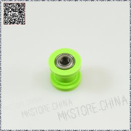 tensioner chain Australia - 8mm Chain Roller Pulley Tensioner For Motorcycle Motocross ATV Quad 4 Wheeler Go Kart Pit Dirt Motor Bike