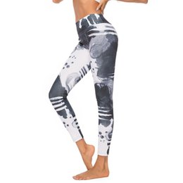$enCountryForm.capitalKeyWord Australia - Yoga pants 2019 Women's Digital Printed Yoga Pants Sports Bottom Tight Sports leggings sport fitness Sexy@5
