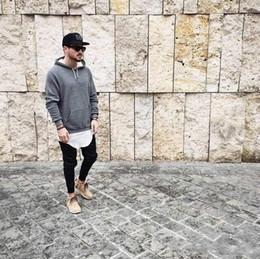 Plain Mens Tee Shirt Australia - 2019 Mens Big And Tall Clothing Designer Citi Trends Clothes T Shirt Homme Curved Hem Tee Plain White Extended T Shirt Wholesale