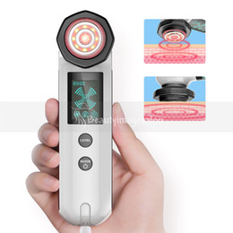 Wholesale 4 In Vibration RF Radio Frequency Face Skin Care Body Shape Laser Skin Care Beauty Machine