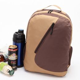 Alta qualidade Oxford cooler Mochila grande capacidade picnic lunch cool bag térmica grande gelo pack veículo insulaton ombro bag venda por atacado