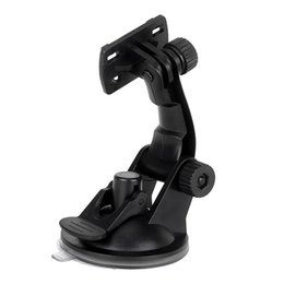 Wholesale Portable Windshield Bracket Adjustable Auto Mounts For Car GPS Recorder DVR Camera Phone Holder Degrees Steering