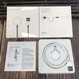 ESVNE Беспроводное зарядное устройство для Apple Watch 1/2/3/4 USB быстрая беспроводная зарядка 1м Кабель на Распродаже