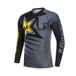 venda por atacado Ciclismo vestir homens Mountain Bike Jerseys motocross roupas de bicicleta MTB Jersey Ciclismo camisa DH Motorcycle downhill Ciclismo Vestuário