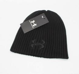 6ee790f3929 2018 mens designer hats bonnet winter beanie knitted wool hat plus velvet  cap skullies Thicker mask Fringe beanies for men
