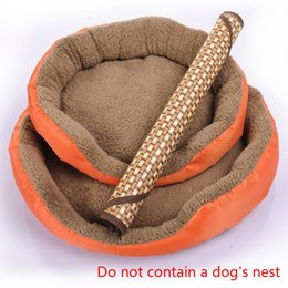 Pet cool Pad online shopping - Oval Shape Cozy Dog Pet Summer Sleeping Mat Bed Puppy Cat Doggie Cooling Pad Cushion