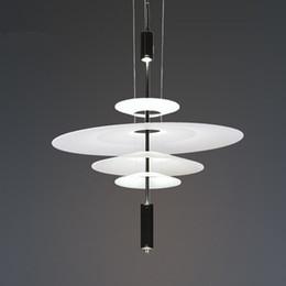 $enCountryForm.capitalKeyWord Australia - Modern Acrylic LED Pendant Light Shadow Dining Room Kitchen Light Designer Hanging Lamps Indoor Lighting
