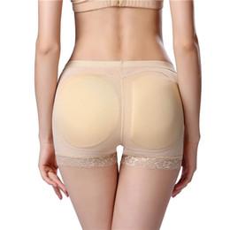fd39e070479 Sexy Seamless Padded Panties Hip Shaper Hip Up Panty Underwear Buttock  False Ass Bum Padding Butt lifter Hip Enhancer