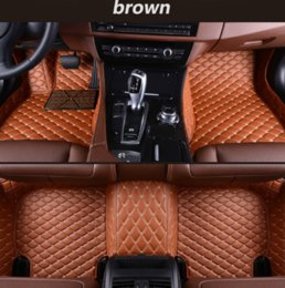 a3 car Australia - Audi A3 2008-2017 car floor mat luxury surrounded by indoor waterproof leather wear-resistant environmentally friendly car mats