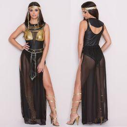 6b34ec11474 Roman Greek Goddess Costume Australia - Sexy Greek Goddess Roman Egyptian  Ladies Cosplay Halloween Fancy Dress