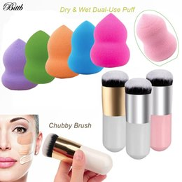 1pc 3d Silicone Blending Cosmetic Powder Puff For Bb Cream Liquid Foundation Face Powder Makeup Puff Make Up Tool Soft And Antislippery Beauty Essentials Beauty & Health