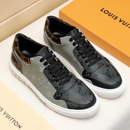 sneaker drop shipping NZ - 2019 Mens Shoes Fashion Lace-Up Outdoor Walking Beverly Hills Sneaker M35 Zapatos de hombre Hot Sale Mens Shoes Fashion Drop Ship