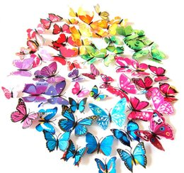 $enCountryForm.capitalKeyWord Australia - 24 children's room decoration with 3D stereo simulation Butterfly Wall pasting living room, bedroom, wedding room decoration and painting