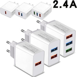 Motorola cell phone adapters online shopping - Quick A Wall Charger Port Port Port USB Travel Cell Phone Fast Charging Foldable Plug Smart Charger Power Adapter for iphone samsung