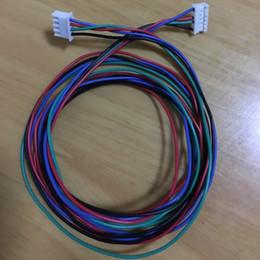 Printer Connector Australia - 5pcs Lot 96cm! UM2 Ultimaker 2 Extended 3D Printer Parts Tepper Motor Wire Connector Cable